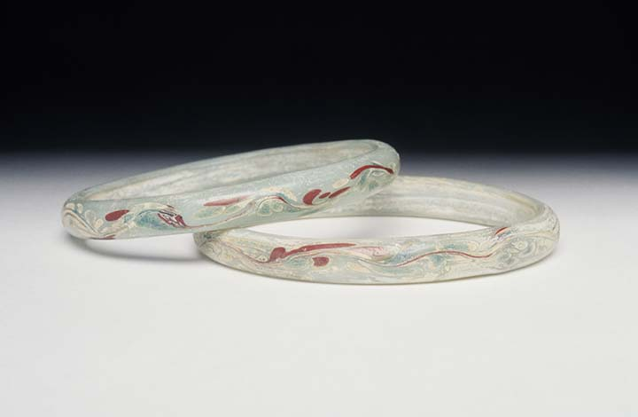 Ring-Shape Ornaments Eastern Zhou dynasty