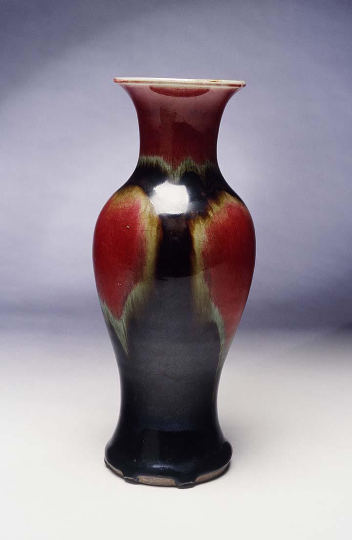 Baluster Vase Qing dynasty