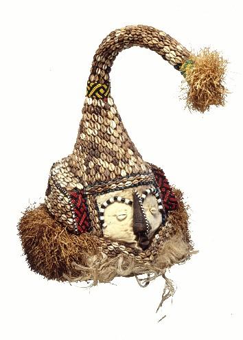 Helmet Mask (Mukenga) ©LCVA