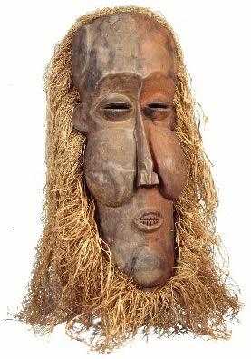 Face Mask (Kukunga) ©LCVA