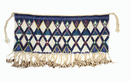 Beaded Skirt (Pikuran) ©LCVA