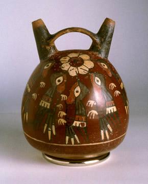 Pre-columbian art  ©LCVA