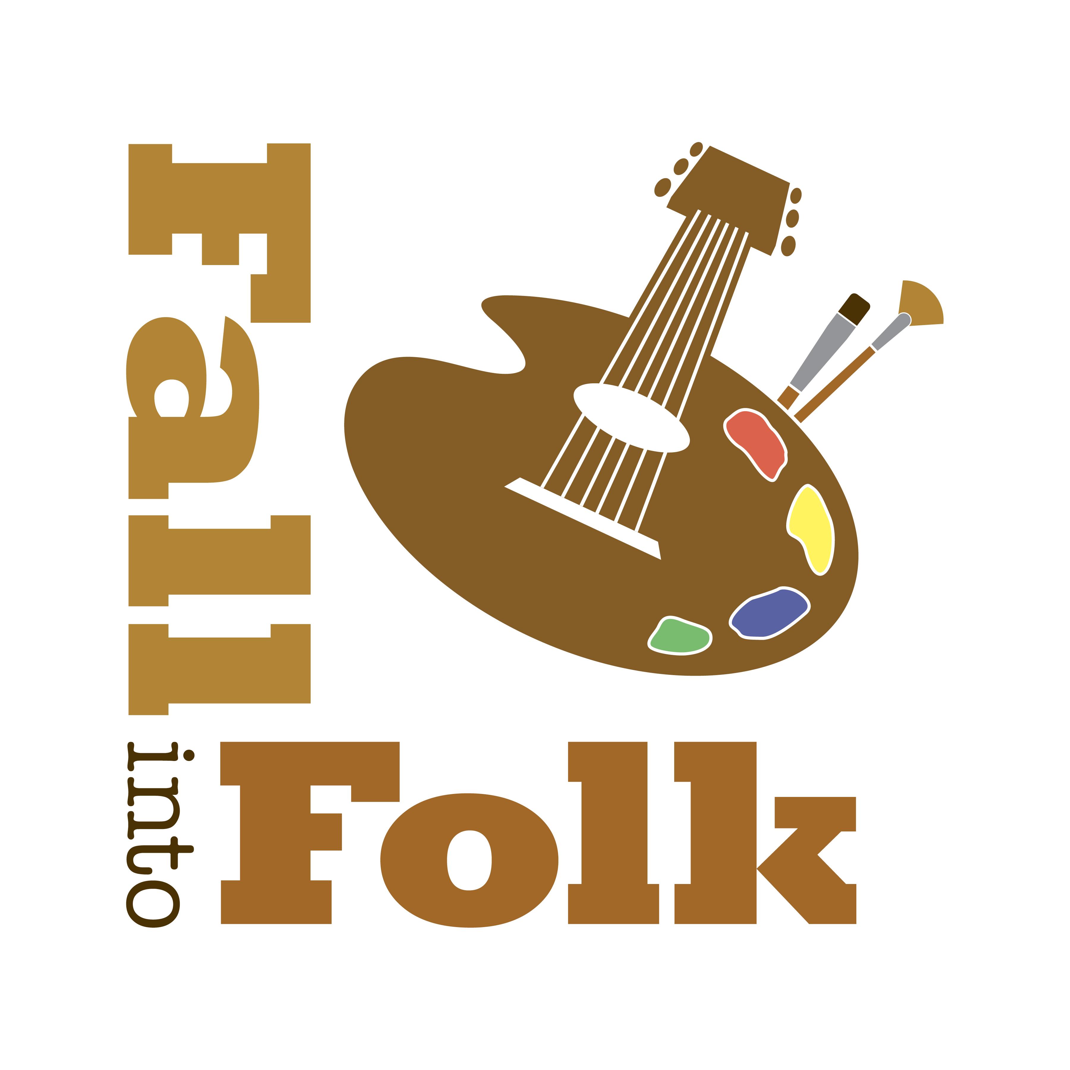 Fall into Folk Logo