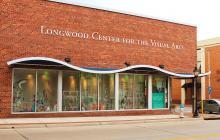 "Elly MacKay ""Chasing Shadows"" Longwood Center for the Visual Arts, LCVA"