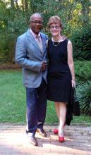 Lonnie I Calhoun III & Dr. Marian Hahesy-Calhoun