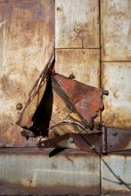 Caleb A. Briggs, Rusted Wall or Peeling Flesh