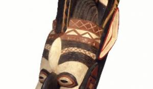 Forehead Mask (Banda) ©LCVA