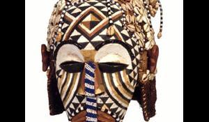Face Mask (Ngaady a Mwaash) ©LCVA