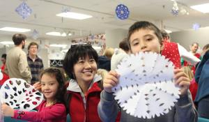 2017 Winter Wonderland Free Family Workshop