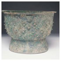 Bowl (Gui) Late Shang dynasty