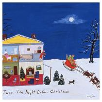 'Twas the Night Before Christmas, 1989 - Marion Forgey Line ©LCVA