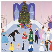 Scene for the Nutcracker, 1993 - Marion Forgey Line ©LCVA