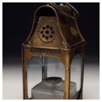 Lamp Qing dynasty