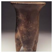 Tripod Vessel (Li) Shang dynasty