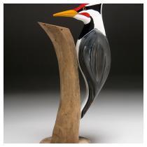 Jim Harley Pileated Woodpecker