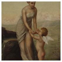JOHN JAMES MOONEY (Virginia, 1843-1918) Nymph and Lady, n.d.